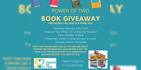 Power of Two Book Giveaway tickets