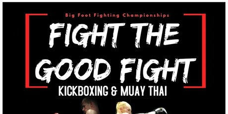 BFFC: Fight The Good Fight tickets