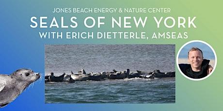 Seals of New York tickets