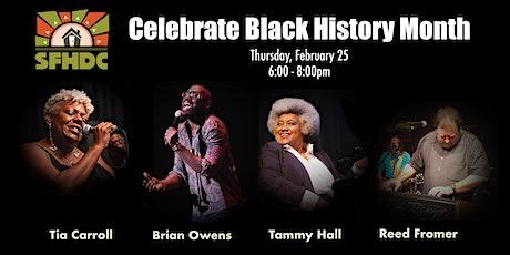 SFHDC Black History Month Celebration tickets
