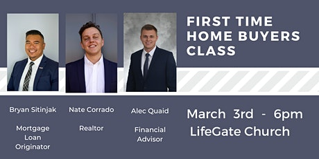 Colorado First Time Home Buyer Seminar tickets