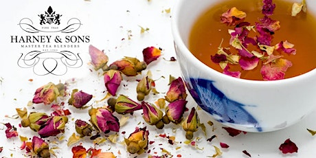 FLORAL TEAS:  A Virtual Tasting Special Event tickets