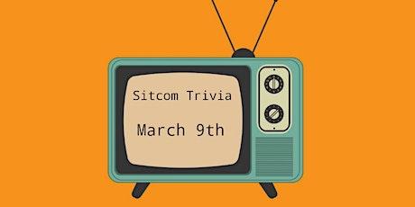 Virtual Sitcom Trivia tickets