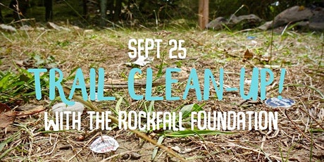 cinder + salt Trail Clean-Up with The Rockfall Foundation tickets
