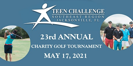 Teen Challenge Jacksonville 23rd Annual Charity Golf Tournament tickets