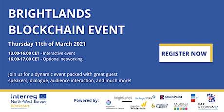 Brightlands Blockchain Event biglietti