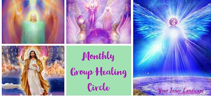 Group Healing Circle image
