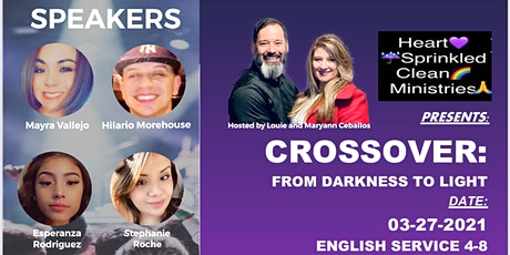 Crossover: From Darkness To Light tickets