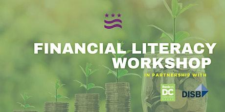 Financial Literacy Month Workshop tickets