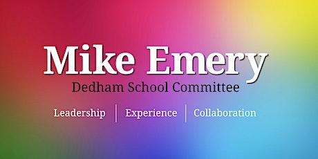 Vote 4 M E • Mike Emery • Campaign Kickoff tickets