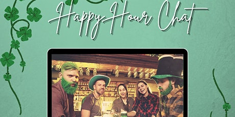 Toronto Dating Hub - Virtual Happy Hour - St Patrick's Day Edition tickets
