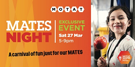 Mates Night tickets