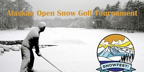 Alaskan Open Snow Golf Tournament 2021 tickets
