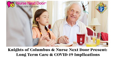 Long Term Care - Overview of LTC services & future impacts from COVID-19 tickets