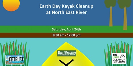 Earth Day Kayak Cleanup tickets