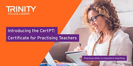 Upskilling in the time of COVID - Introducing the CertPT tickets