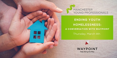 Ending Youth Homelessness: A Conversation with Waypoint tickets