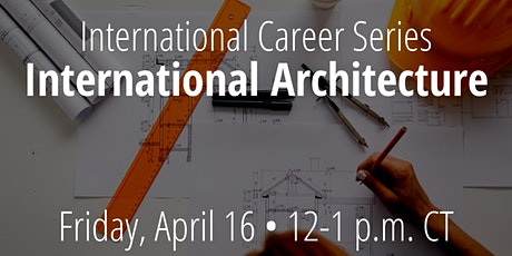 International Career Series: International Architecture tickets