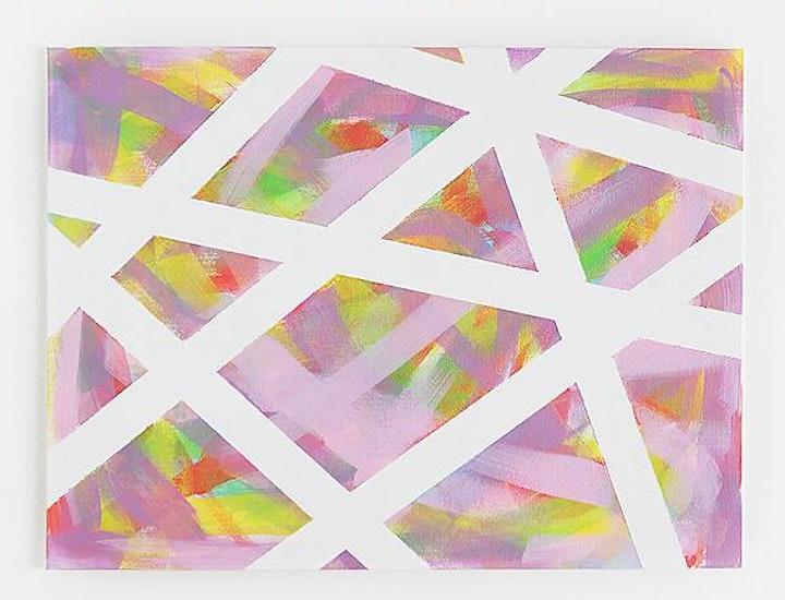 Tape Painting Craft Kit image