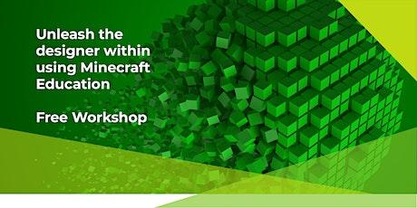 Microsoft and Cyclone - Minecraft Workshop - Wellington tickets