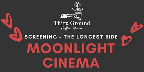 Moonlight Cinema - The longest Ride tickets