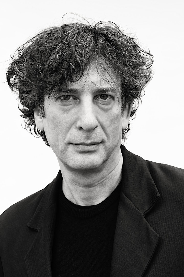 At Home with Literati: Jenny Lawson & Neil Gaiman image