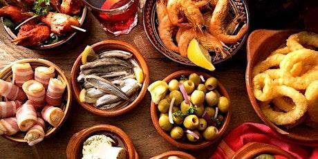 Journey Through Spain, Volume 2 Wine Dinner @ Oliver Royale tickets