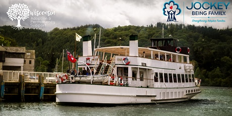 Family Boat Tour on the Miss Wisconsin - sponsored by  Jockey Being Family tickets