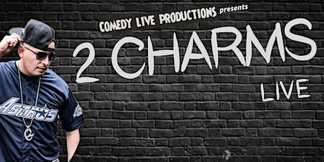 Date Night Dinner & Stand Up Comedy: 2 Charms tickets