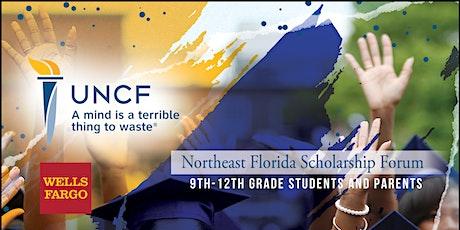 UNCF Northeast Florida Virtual Scholarship Forum tickets