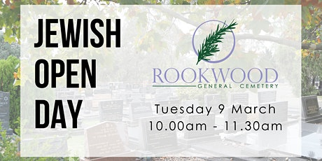 Jewish Open Day at Rookwood Cemetery tickets