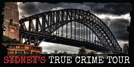 Sydney's True Crime Tour tickets