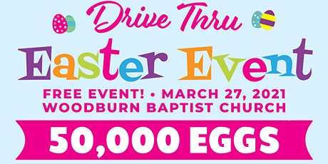 Community Easter Eggstravaganza tickets
