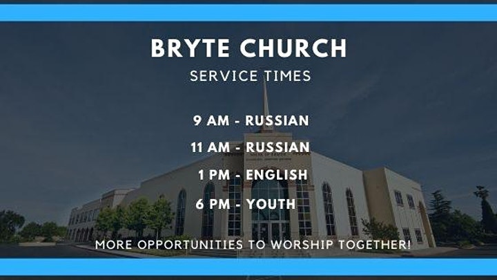 Sunday Service - March 7,  2021  1:00 pm image
