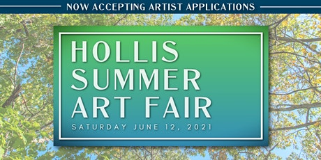 Hollis Summer Art Fair tickets