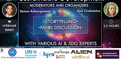 AI for Sustainable Development Goals tickets