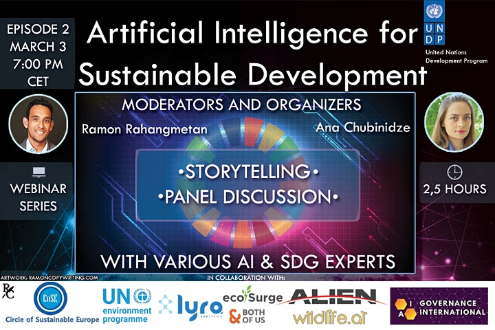 AI for Sustainable Development Goals image