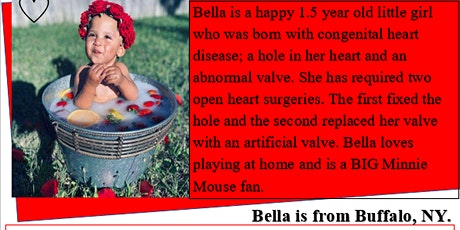 Virtual Night of Wine & Love to Benefit Bella. tickets