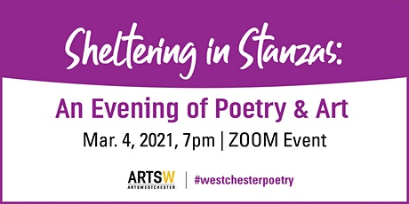 Sheltering In Stanzas: An Evening of Poetry and the Arts tickets