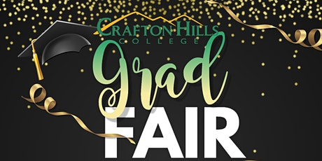 Crafton Hills College: Virtual Grad Fair 2021 tickets