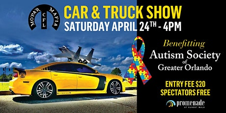 """Mopar Mafia Car & Truck Show"" Benefiting Autism Society of Greater Orlando tickets"