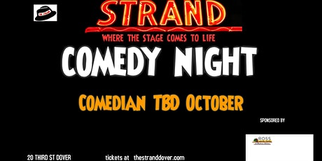 Comedy Night October TBD tickets