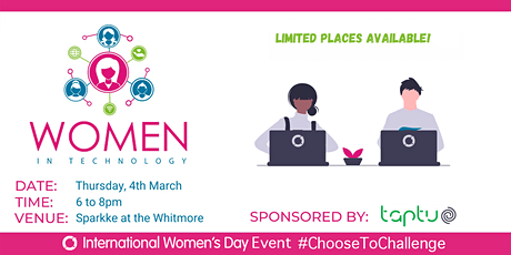 IWD Event: Challenging Bias at the Workplace tickets