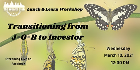 The Wealth Club March 10th Lunch & Learn tickets