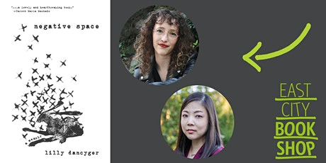 Lilly Dancyger, Negative Space, in conversation with Nicole Chung tickets