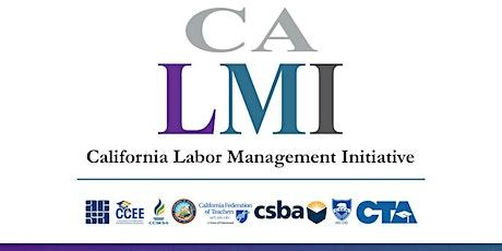 CA LMI Virtual Labor-Management Convening tickets
