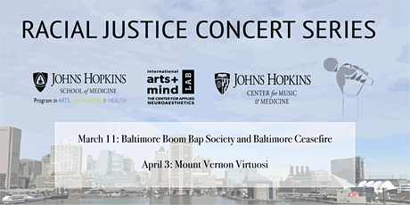 Racial Justice Concert Series tickets
