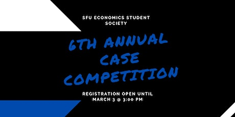 ESS Case Competition: Round One tickets