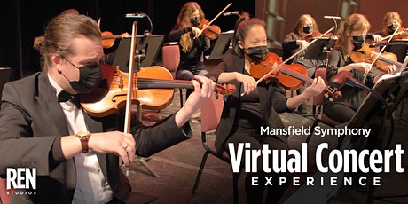 The Mansfield Symphony Virtual Concert Experience tickets