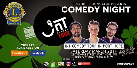 Comedy Night at Port Hope Lion's Club | St. Patty's Day Weekend! tickets